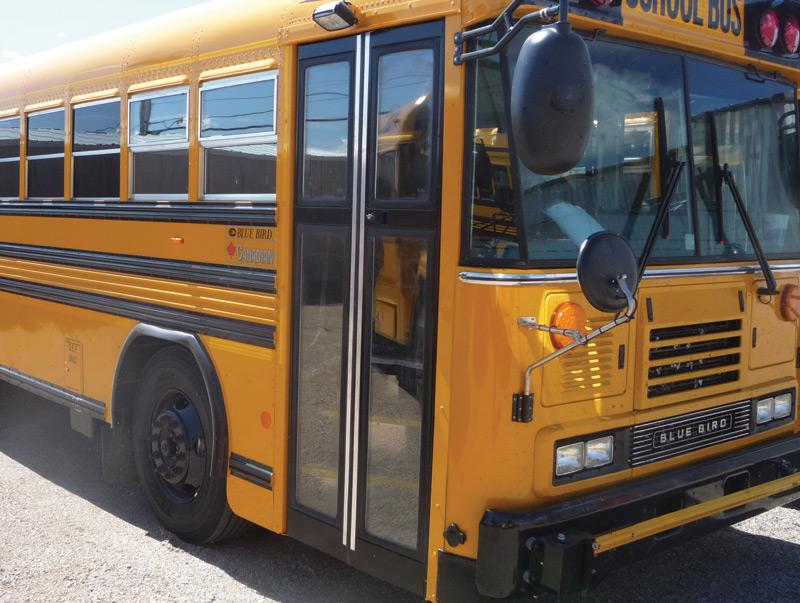 Autobus Classe 2 - Saaq